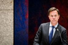 Rutte ziet 'institutioneel racisme' en steunt Zwarte Piet niet meer