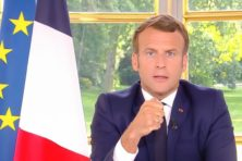 Emmanuel Macron is inmiddels te groot voor Frankrijk