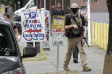 Chaos in 'bezet Seattle' bewijst noodzaak politie