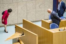 Politiek weekboek: Rutte verrast met Zwarte Piet