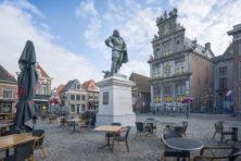 'Stadsgesprek' over toekomst van de bronzen Coen