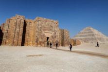 Sakkara: dodenstad aan de Nijl