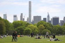 Stop de verpietering van het park