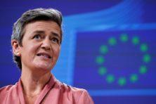 EU-Hof vernietigend over Vestager: Commissaris verliest belastingstrijd met Ierland over Apple