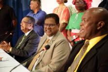 Chan Santokhi gekozen tot nieuwe president van Suriname
