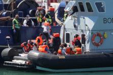 2020 lijkt recordjaar te worden voor bootmigratie naar Verenigd Koninkrijk
