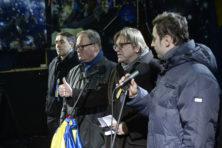 Zouden Verhofstadt en Van Baalen al tickets naar Minsk hebben geboekt?