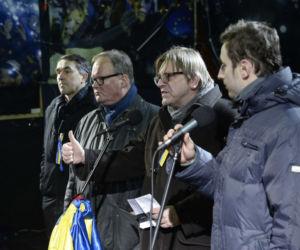 Gaan Van Baalen en Verhofstadt ook naar Wit-Rusland?