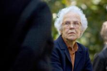 Liefdevolle novelle over Italiaanse schoonvader van Frida Vogels (****)