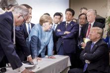 Trump draait alles om: geen oorlog maar vrede om te worden herkozen