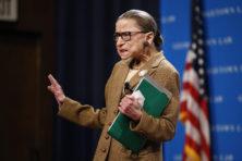 Dood lid Hooggerechtshof Ginsburg kan verkiezingsrace op z'n kop zetten