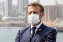 Hypocriete Macron eist van Libanezen wél voorwaarden voor miljoenenhulp