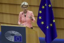 Von der Leyens 'Staat van de EU': voortbouwen aan almaar wankeler Unie