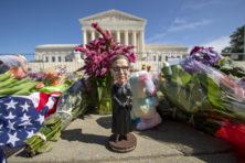 De dood van de Amerikaanse opperrechter Ginsburg en de gevolgen
