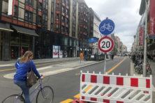 Een heuse fietsrevolutie in het autogekke Duitsland