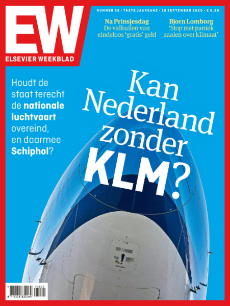 EW cover Kan Nederland zonder KLM editie 38 2020