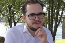 Thomas Schoffelen(23): 'Grote CEO's zijn niet anders dan jij en ik'