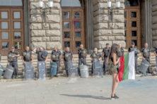 Grootschalige protesten tegen corruptie Bulgaarse regering