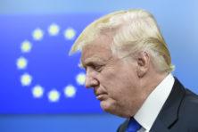 'Veel Europeanen willen Trump weg hebben, maar hij is een vredespresident'