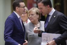 Rutte versus rest EU-leiders: knallend conflict over geld en rechtspraak Polen