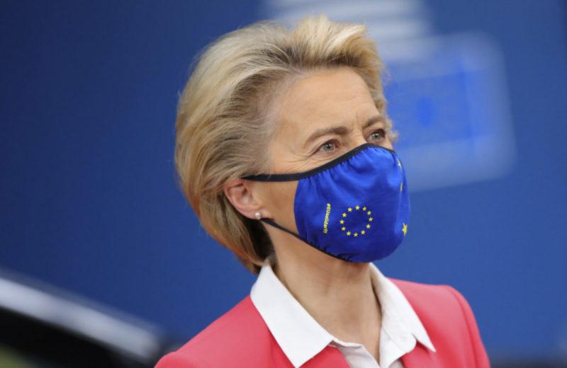 Von der Leyen wil van EU geopolitieke speler maken