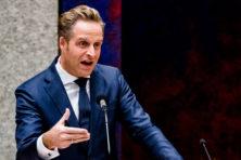 Hugo de Jonge (CDA) etaleert onmacht
