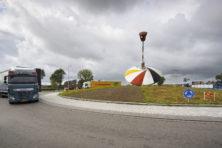 Oosterhout: de bromtol halverwege