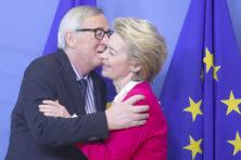 Wat Von der Leyen leerde van Juncker