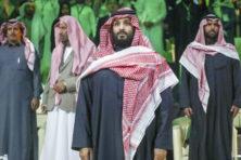 Waar is de Saudische kroonprins Mohammed bin Salman?