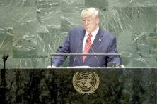 Vredespresident door kracht: herverkiezing Trump beste voor wereld