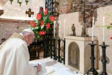 Pauselijke encycliek lijkt programma van GroenLinks