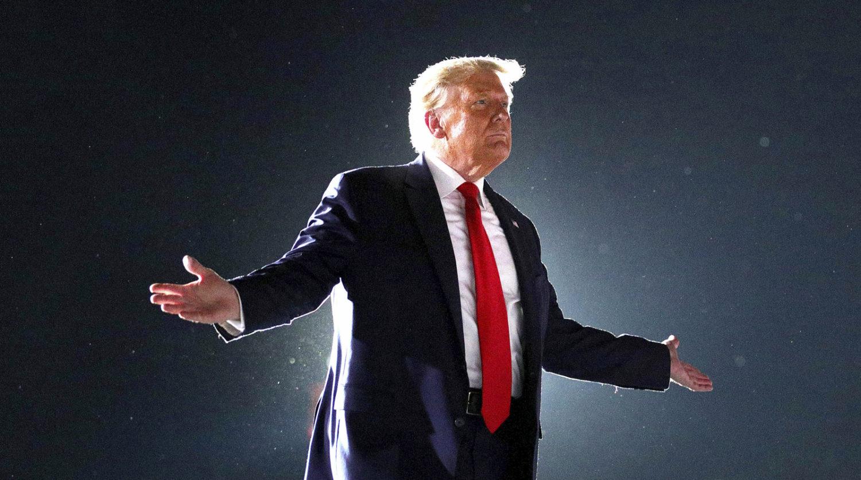 Hoe Donald Trump ondanks successen zijn herverkiezing verloor - EW
