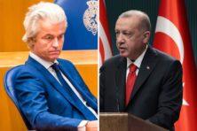 Wilders vreest het ergste: 'Erdogan is zo gek als een deur'