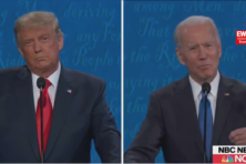 Video: Republikeinen enthousiaster over Trump dan Democraten over Biden