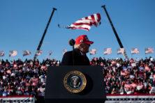 Trump aast op herhaling van stunt uit 2016