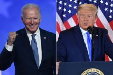 Blij met verlies van Trump, betekent niet automatisch blij met Biden
