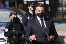 Open grenzen in de EU gaat niet, erkent nu ook Macron