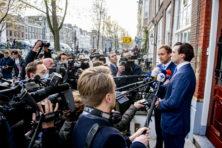 Hiddema vertrekt, maar Baudet is 'nog niet klaar met de politiek'