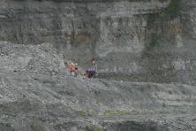 245 miljoen jaar terug in de tijd in Winterswijkse steengroeve