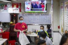 Zo kijken Chinezen naar de Amerikaanse verkiezingen
