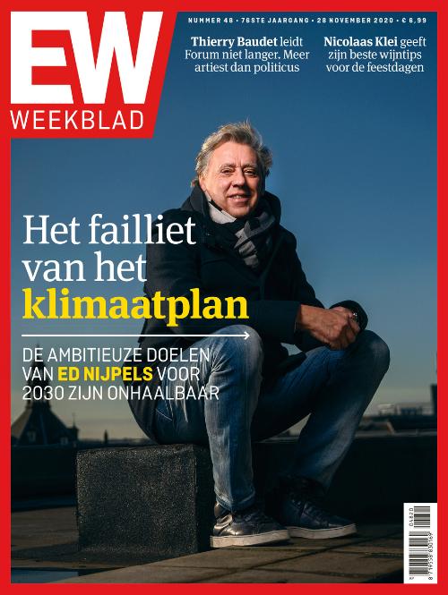 Onhaalbare klimaatdoelen tonen Nijpels' failliet - EW