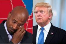 Huilbui CNN-journalist na winst Biden gebaseerd op fantasie