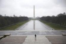 Befaamde Mall wordt klaargemaakt voor beëdiging Biden