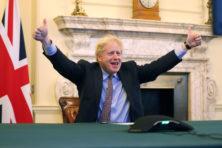 Brexit 'groener' dan voorspeld, maar veel is nog onduidelijk