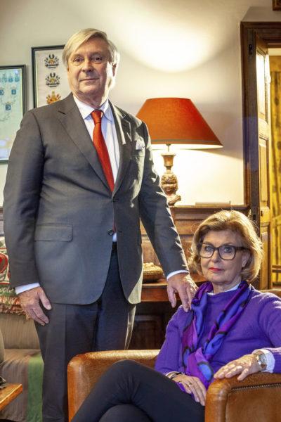 Cees en Margriet. Foto: Thijs Wolzak