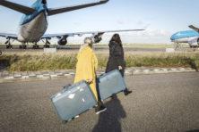 Personeel neemt afscheid van KLM: Als ware 't een eerste liefde