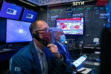 Beleggers rekenen op hulp van bovenaf