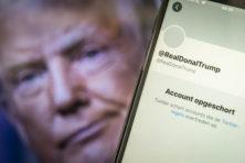 Techtitanen grijpen in: Trump verbannen van Twitter en andere sociale media
