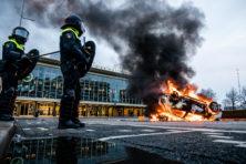 Zijn tonnen schade van rellen te verhalen op relschoppers?