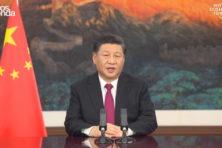 In Davos krijgt huichelachtige Xi Jinping alle ruimte